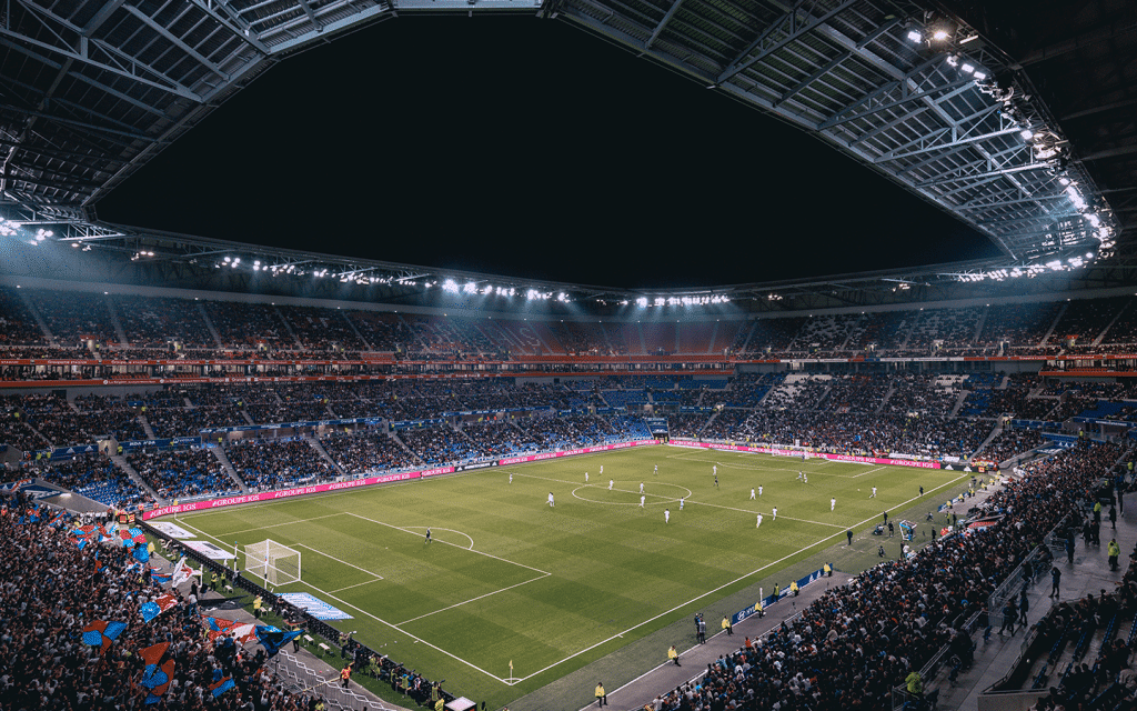 What is the future of Connected Stadiums