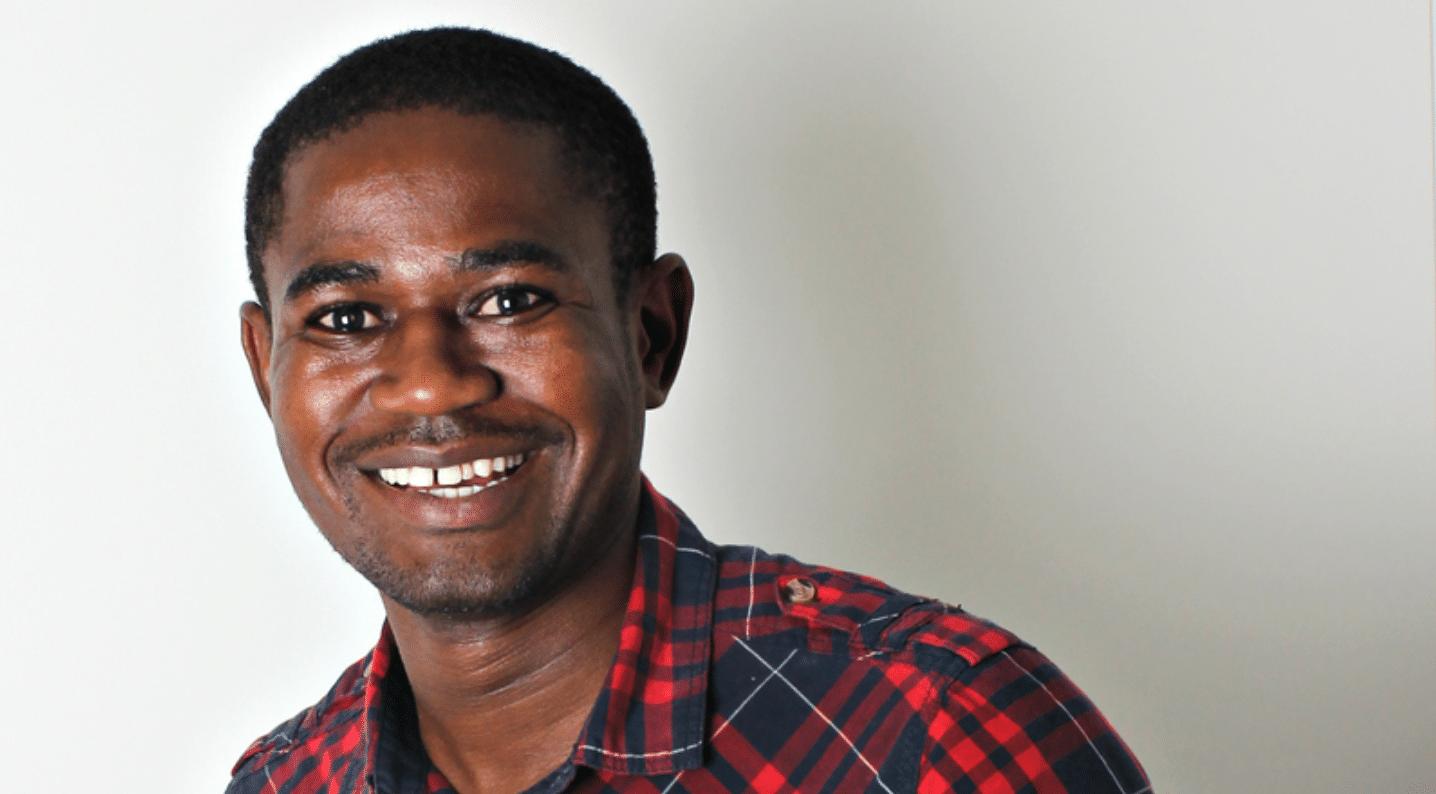 Ousmane Ba, responsable service support client