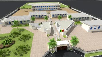 projet humanitaire lycée Cas-cas Sénégal