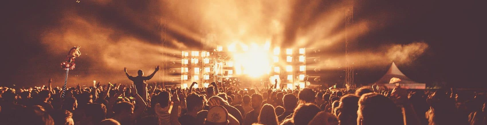 Stadiums and public venues experience