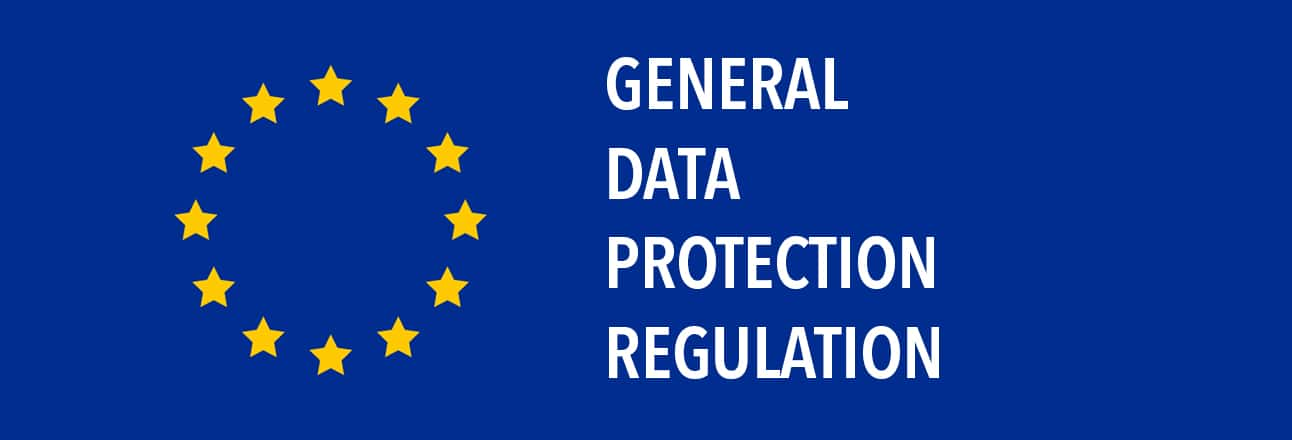 GDPR, the european law coming in May 2018