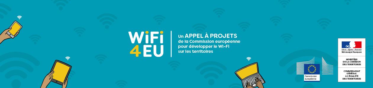 Wi-Fi4EU : une initiative importante !