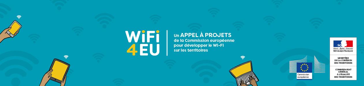 UCOPIA s'engage pour WiFi4EU