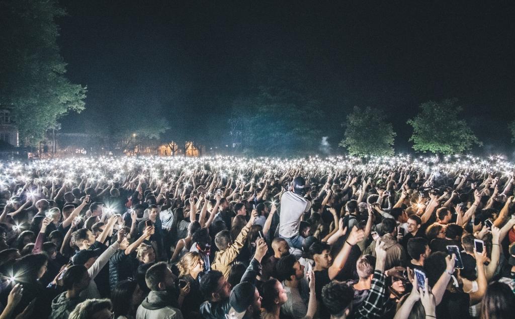 festivals ; la nouvelle expérience smartphone
