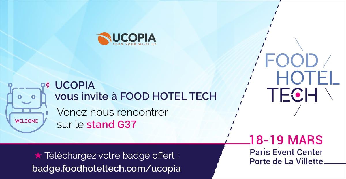 événement food hotel tech