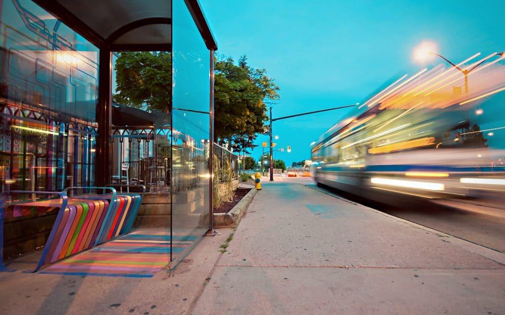 Espace urbain, la technologie pour simplifier la vie