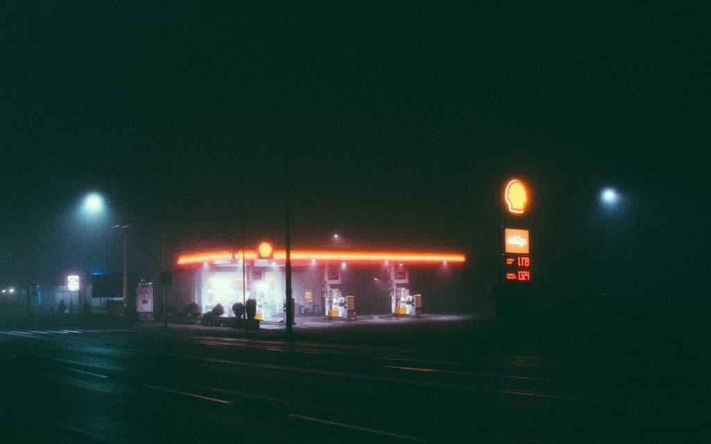 Réseau hybride Shell : plus qu'une station essence