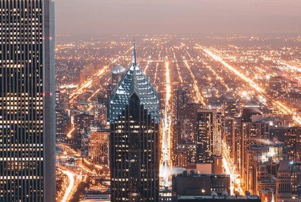 Espace urbain : smart city et technologies
