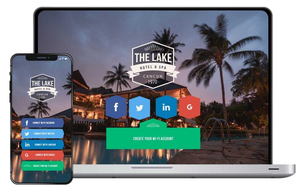 Das Captive WLAN-Portal eines Hotels sorgt garantiert für zufriedene Gäste.
