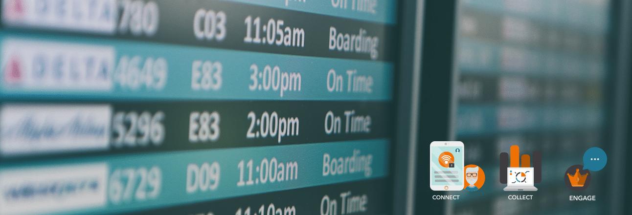 Lux-Airport et UCOPIA répondent aux besoins des utilisateurs.