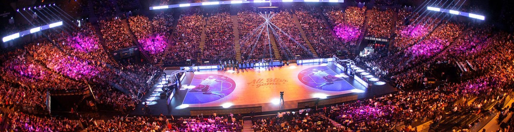Gestion d'accès, monétisation & marketing Wi-Fi à l'AccorHotels Arena